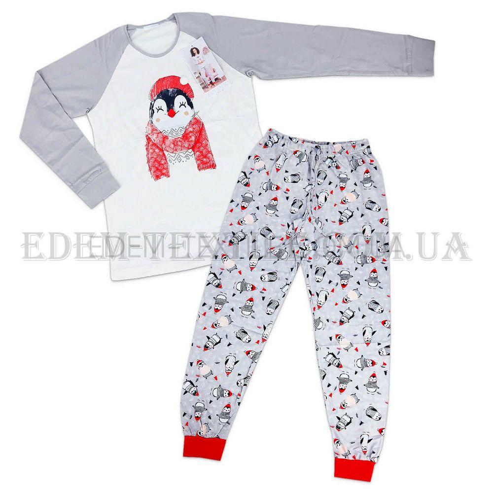 Пижама с пингвинами женская Vienetta 4624 Купить по Украине 471d0d07afae9