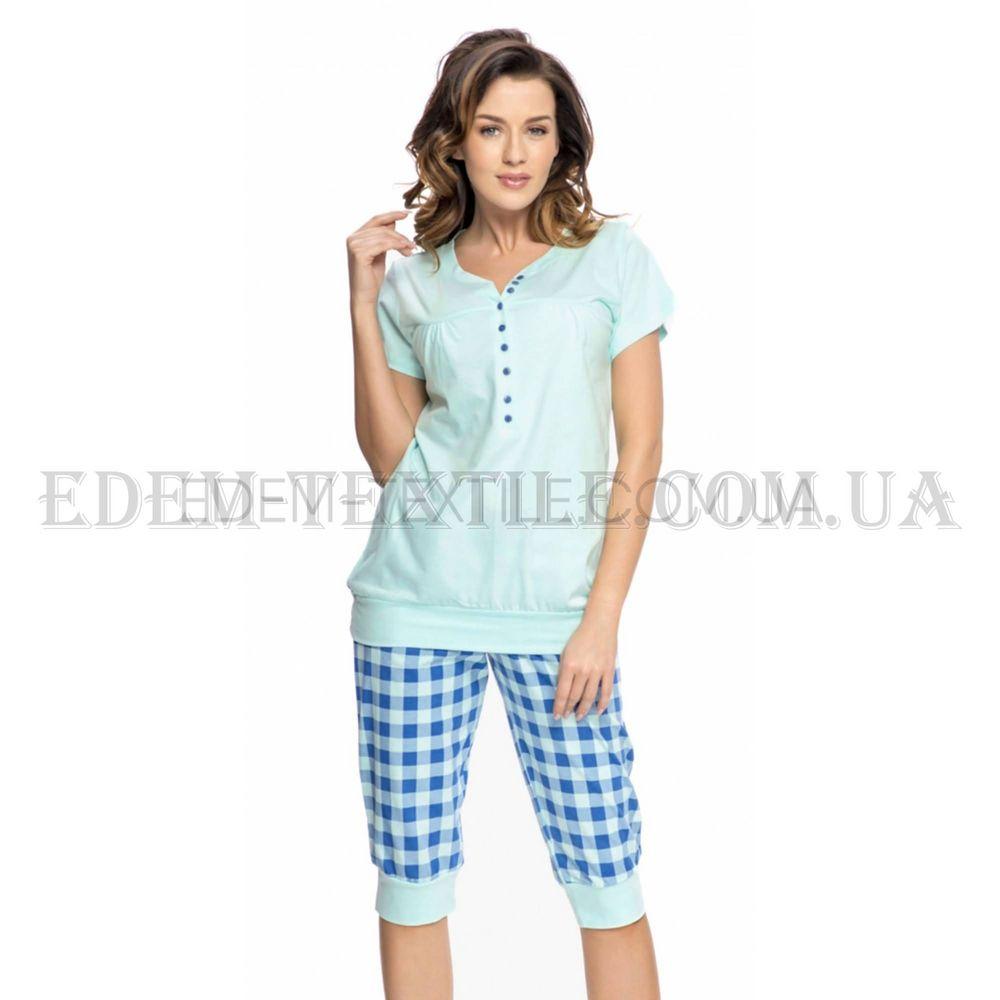 Пижама женская Dobranocka 5010 Ментоловый Купить по Украине f5badbbdd21c2