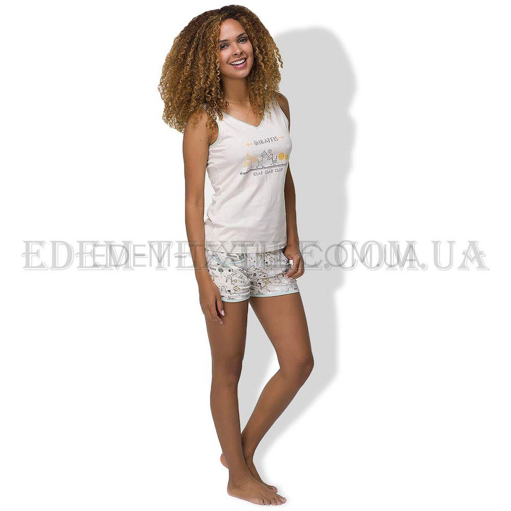 Летняя пижама женская Hays 6531 Кремовый Купить по Украине 6d9588154a03e