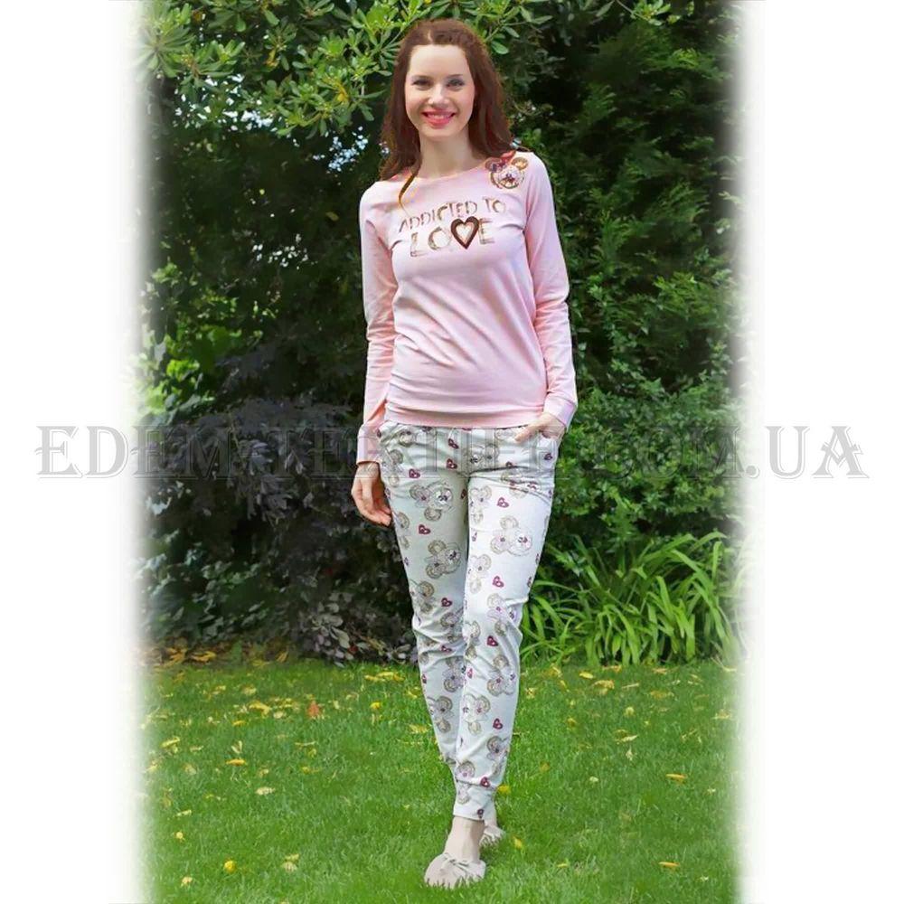 56bb8b123460 Пижама женская Hays 6000 Персиковый, Купить в Украине