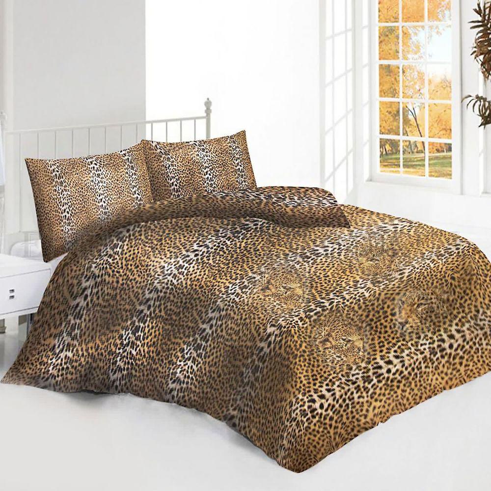 Жата постільна білизна Тиротекс 144х205 Леопард Леопард купити по ... 756d0a979bfe3