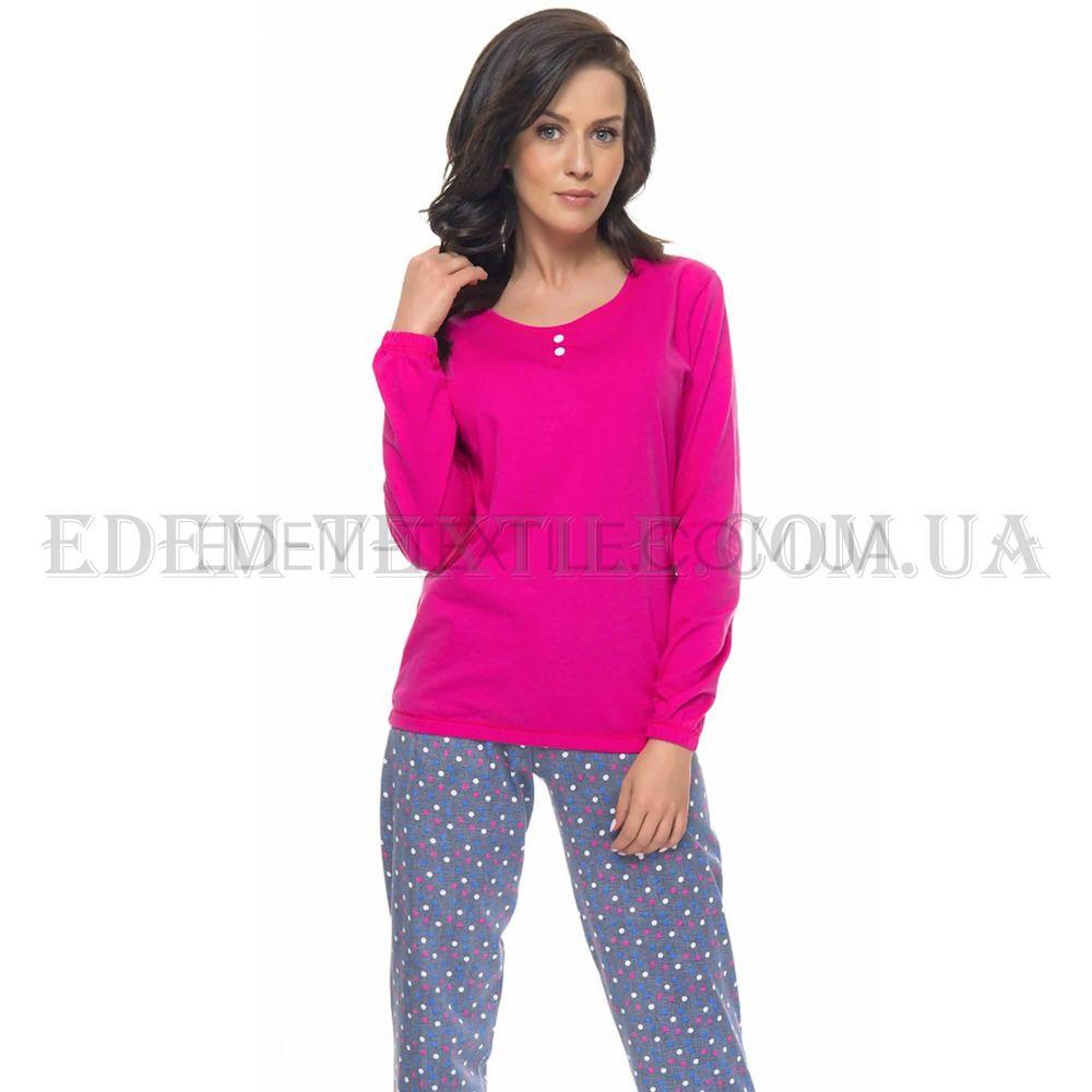 Пижама женская Dobranocka 9089 Фуксия Купить по Украине 0a6509d69499d