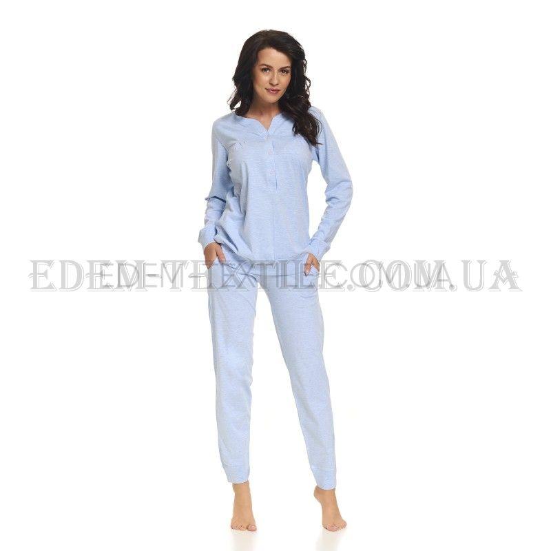 Пижама женская с манжетами Dobranocka 9326 Купить по Украине 4493678b71d8b