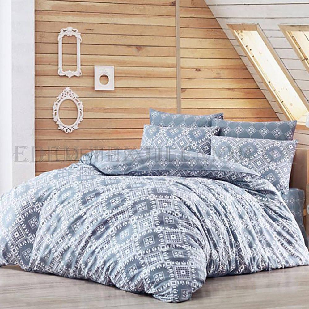 Постільна білизна Anatolia 200х220 бязь 2627-02 Сірий купити по Україні df89b791c9379