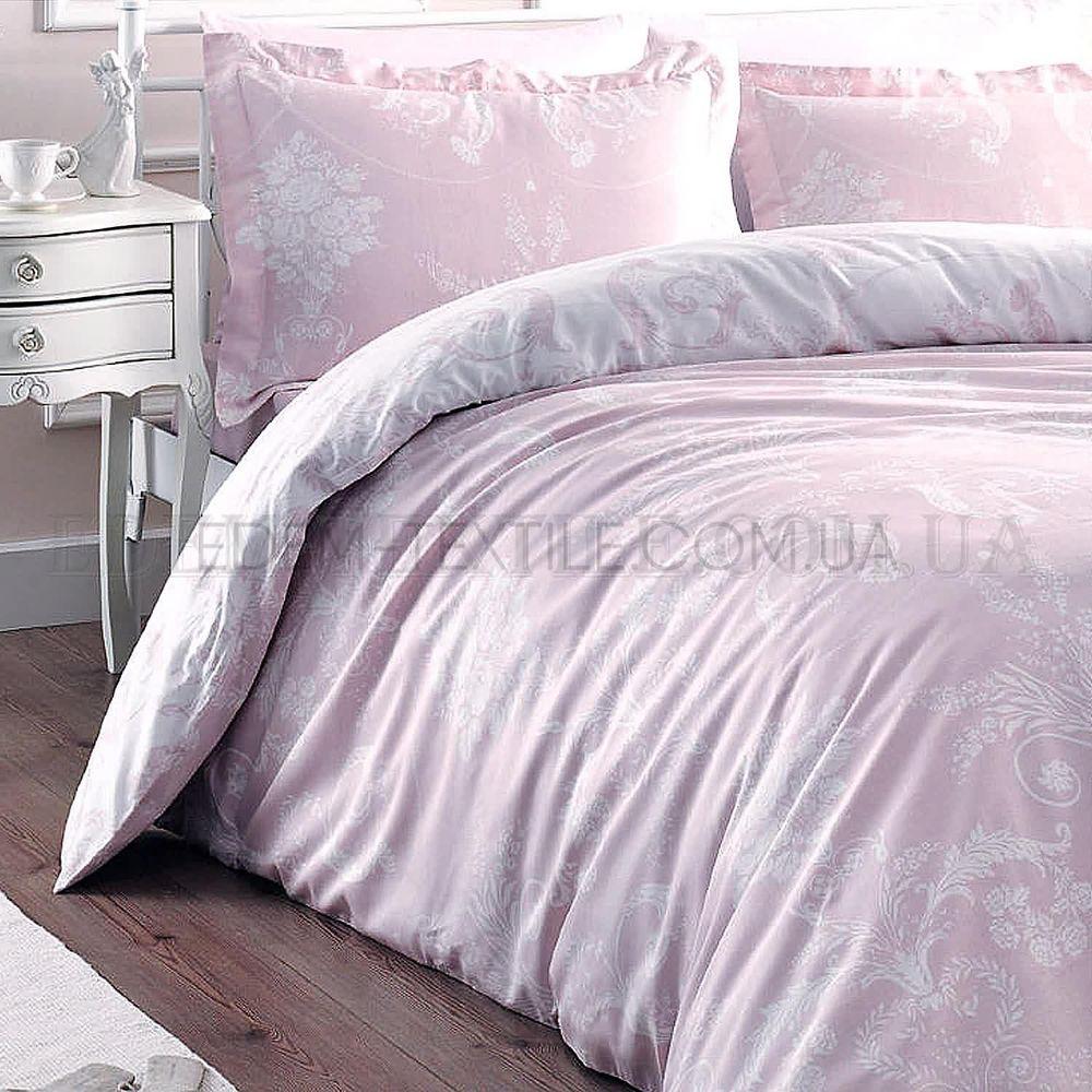 Елітна постільна білизна євро сатинова Arredo рожевий Рожевий купити ... 8cf22b800c360