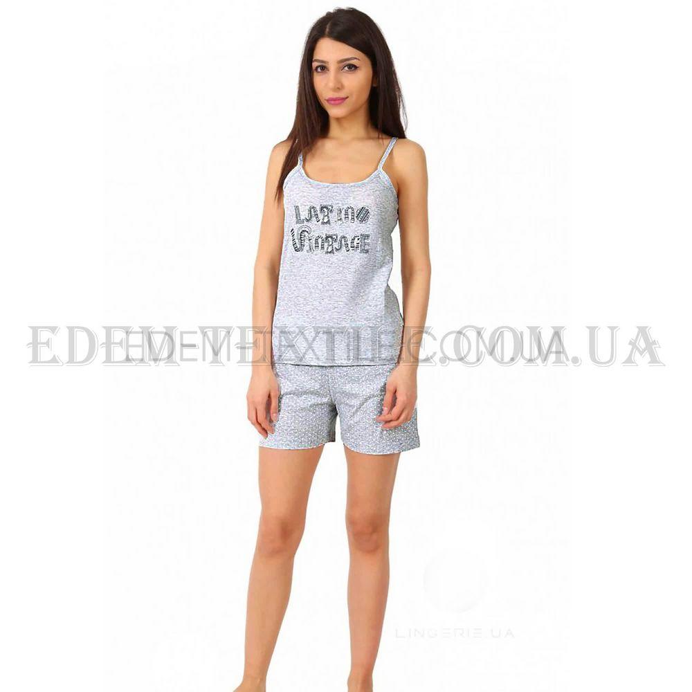 ea16cbba153d2 Пижама женская Silvia Salvatore 412259 7017 Серый, Купить в Украине
