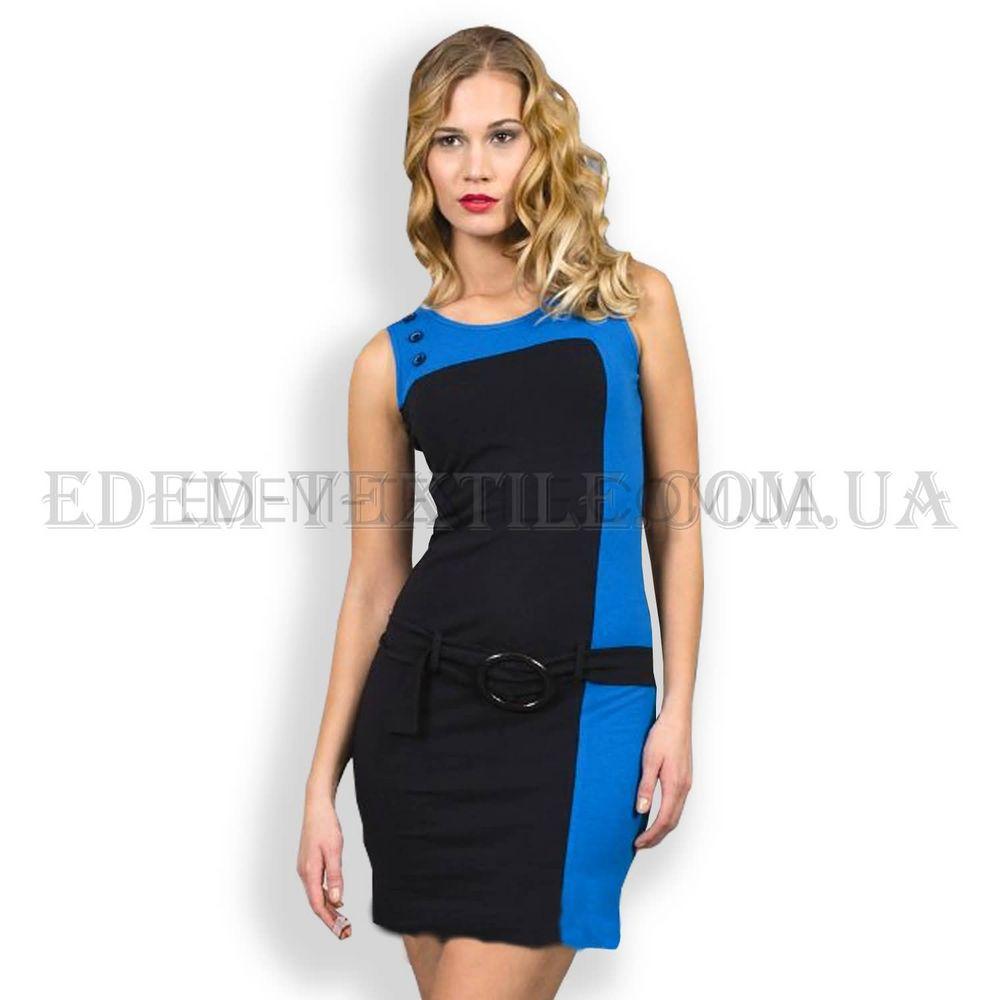Сукня Playnew 1656 Синій купити по Україні c8fb733a2c761