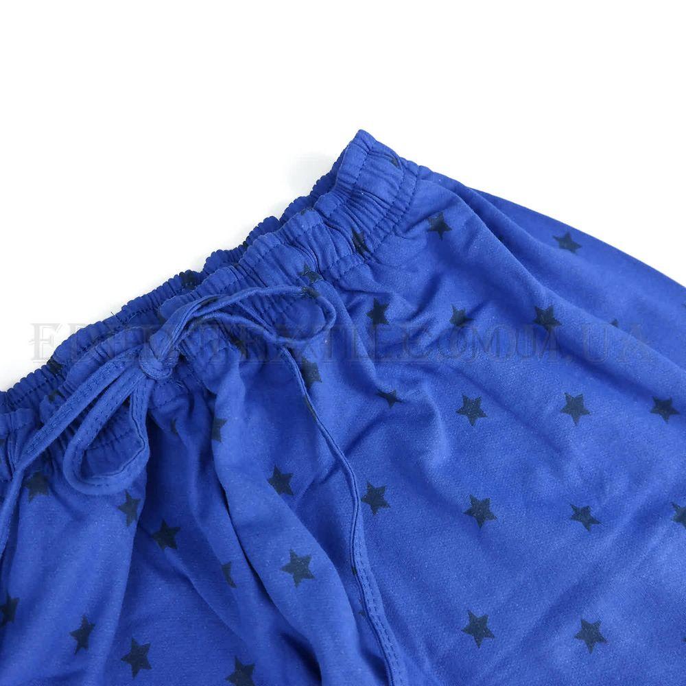 Тепла піжама жіноча Батал Vienetta 1280 Синій купити по Україні 58876dd29e706