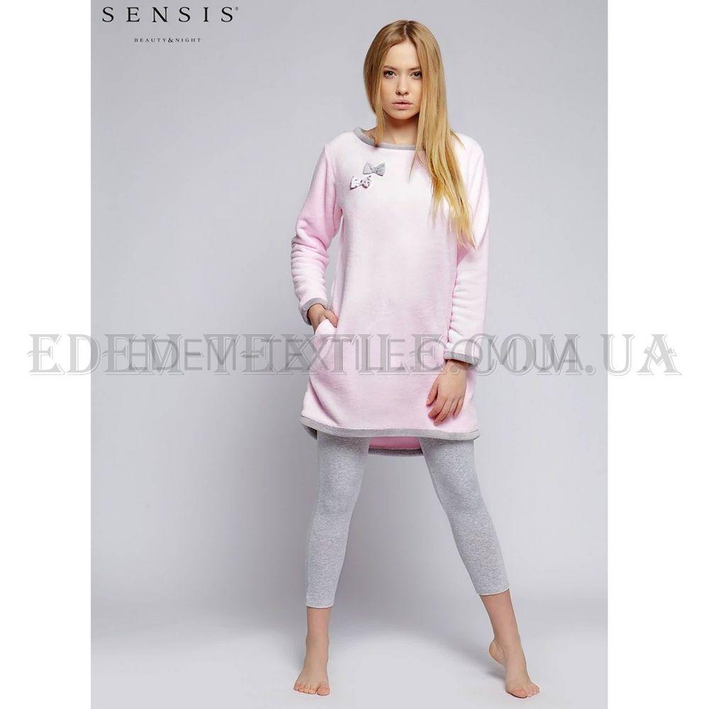 Домашній костюм жіночий Sensis Soft+Leginsy Рожевий купити по Україні dd1ba79066feb