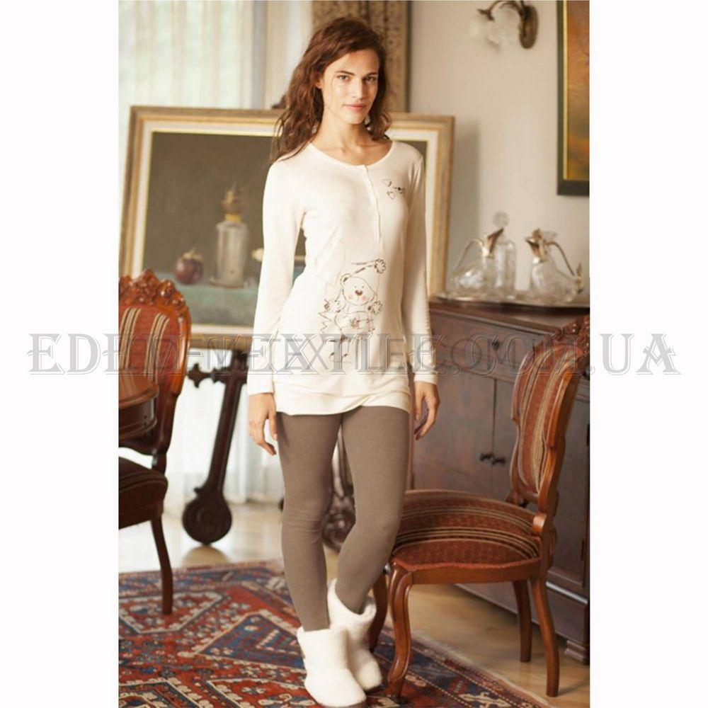 7a85ad0e152b Пижама женская Hays 5079 Кремовый, Купить в Украине