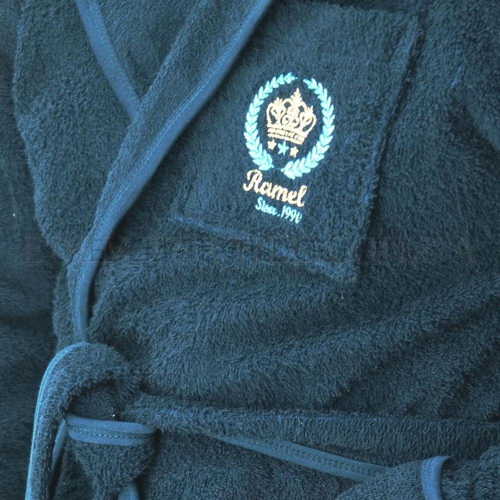 b54bce6b7571 Домашний махровый мужской халат с капюшоном Ramel , L Купить в Украине