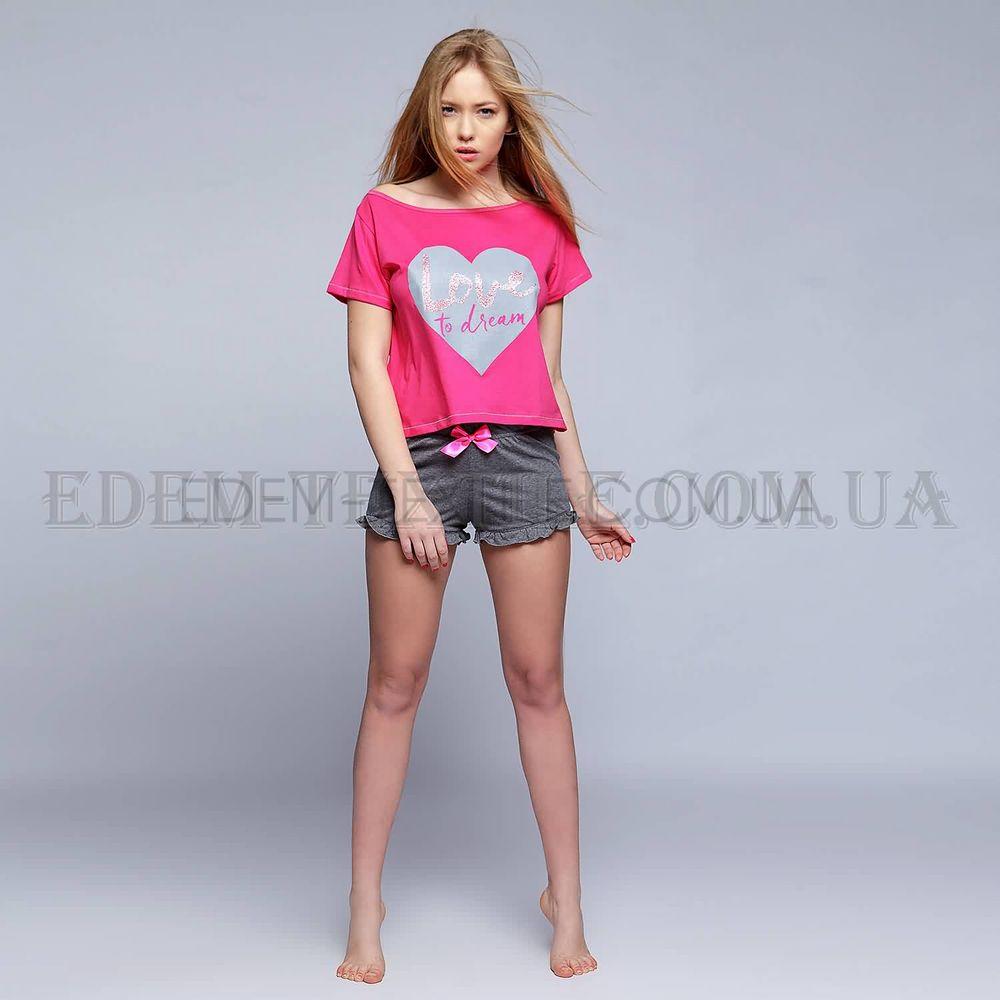 Пижама с шортиками женская Sensis Sanne Купить по Украине 7afe79db00189