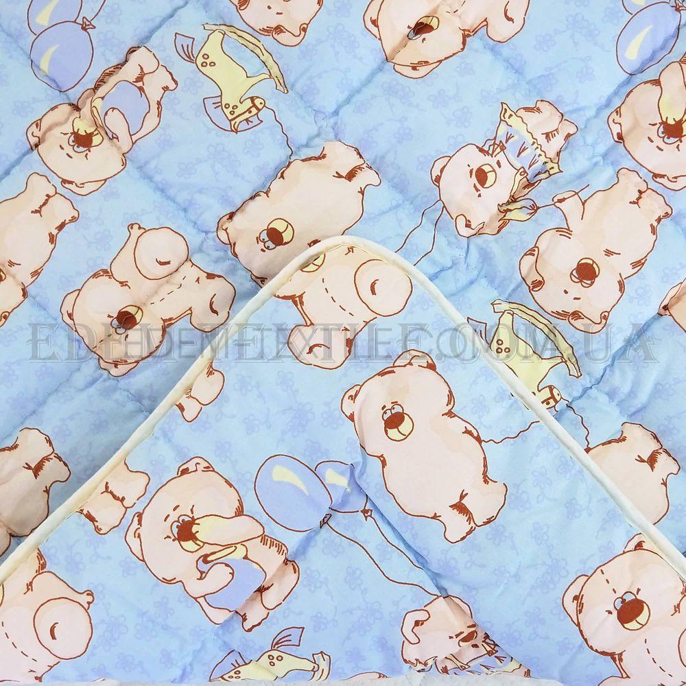 Ковдра дитяча Billerbeck 110х140 Бебі       з подушкою Пастельні ... d100b48f93ee6