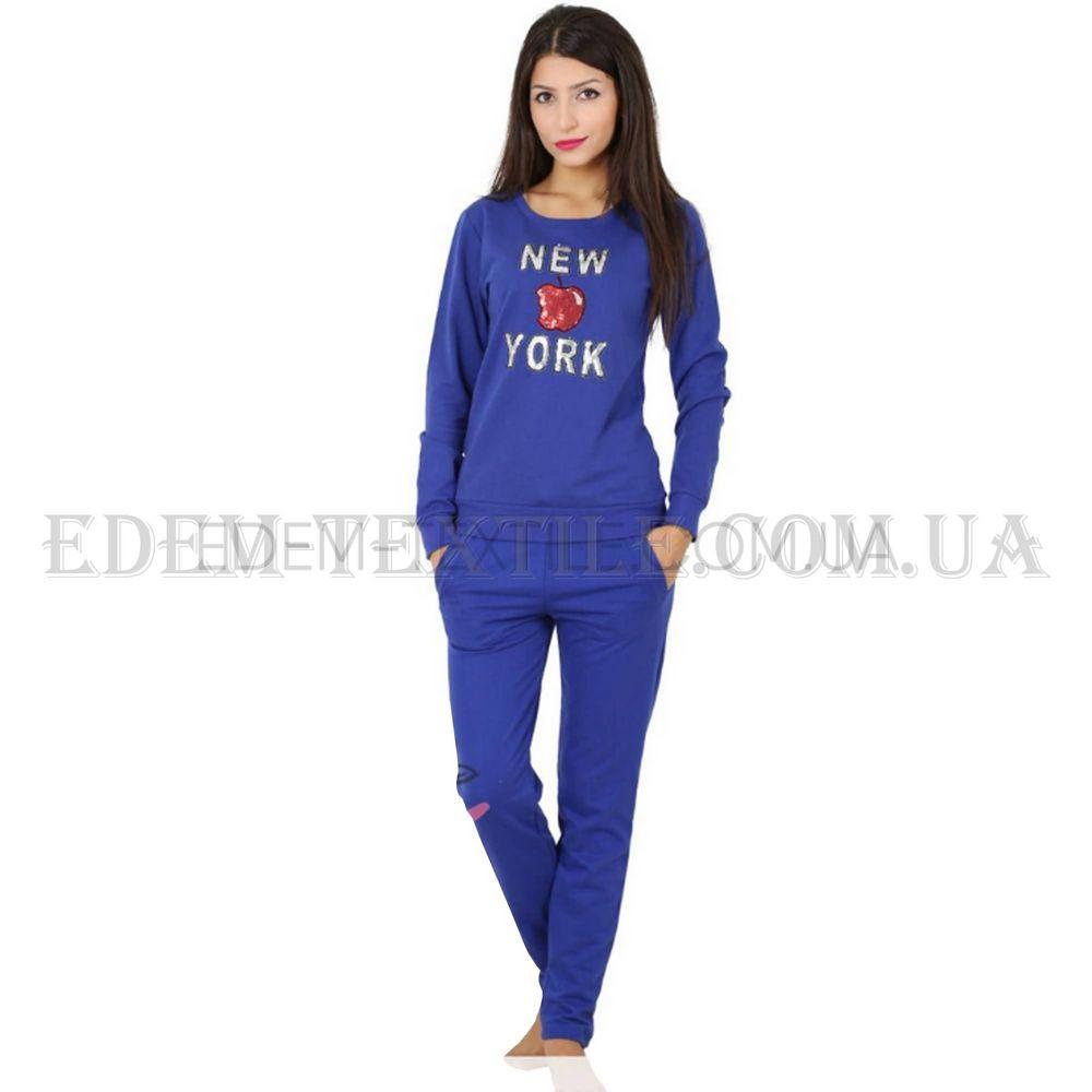 9d5e88e572b45 Домашний костюм женский байковый Vienetta Secret 3124 , Купить в Украине