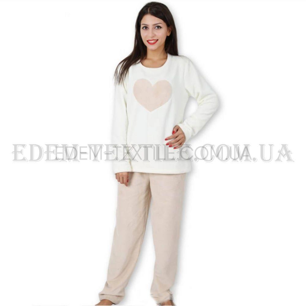 Домашній костюм жіночий мікрофібра Vienetta Secret 0874 купити по ... 4ed54485bfc8a