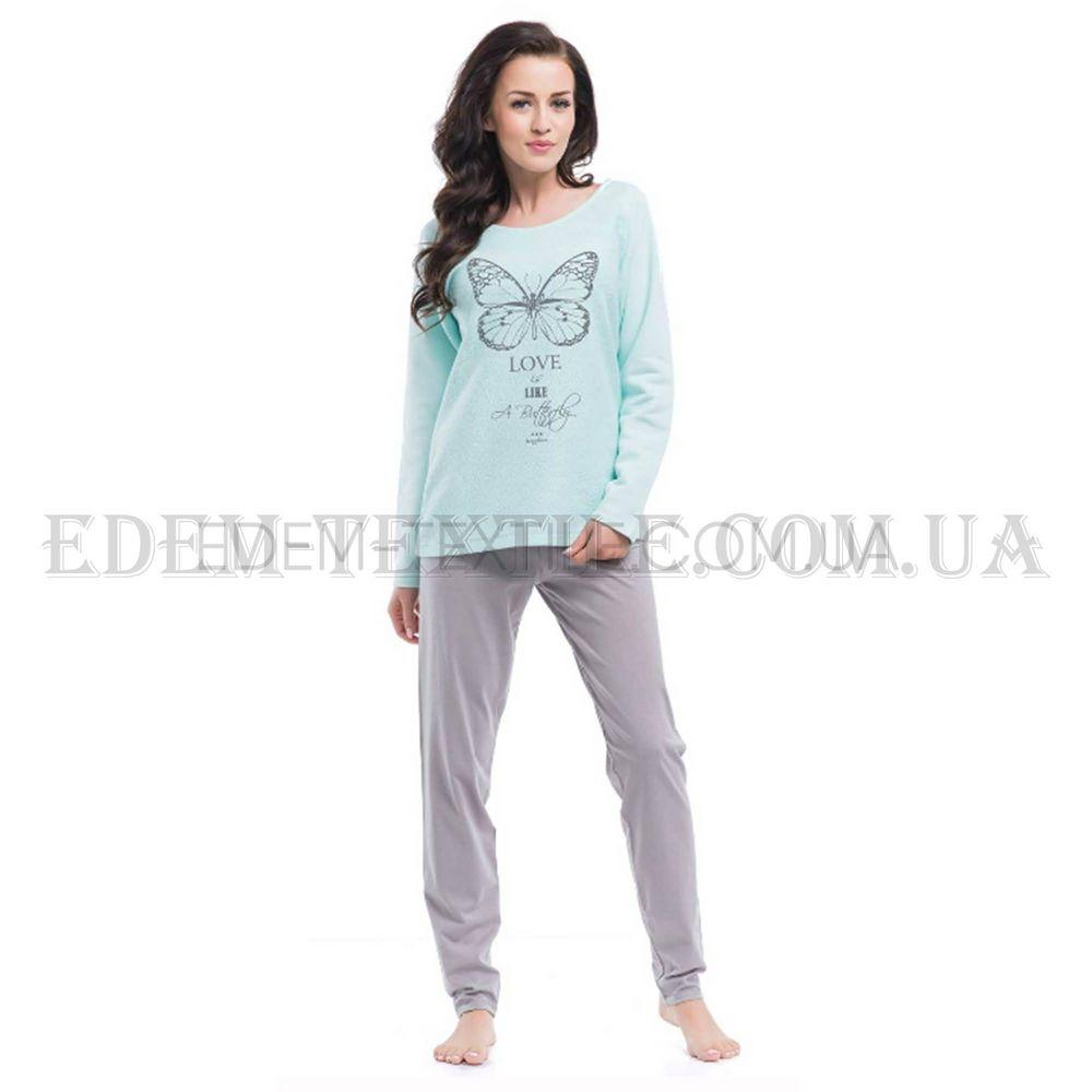 Пижама женская Dobranocka 8041 Ментоловый Купить по Украине fcb5eee63e99c