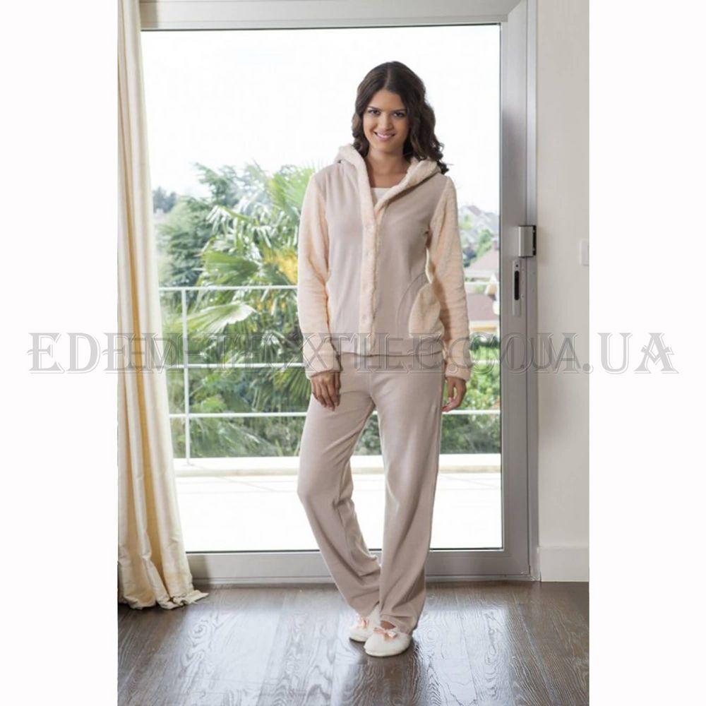 Домашній костюм жіночий велюр мікрофібра трійка Hays 4102 купити по ... e7940000c58a2