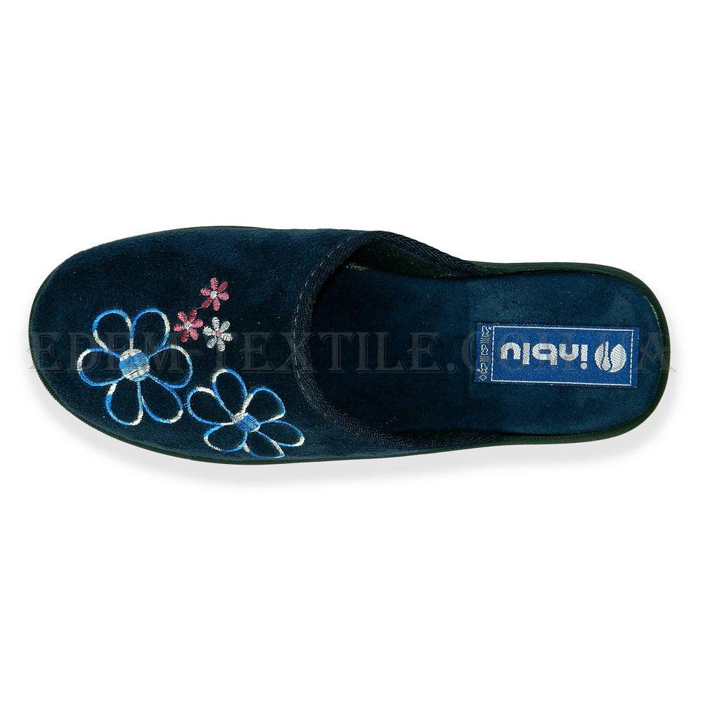 Капці жіночі Inblu PN-2Q синій Синій купити по Україні 20859b4a55568