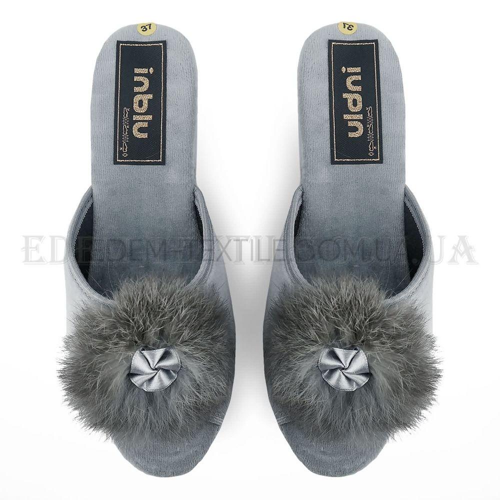 Капці жіночі Inblu RR-D1 сірий купити по Україні c6a2d5c991630