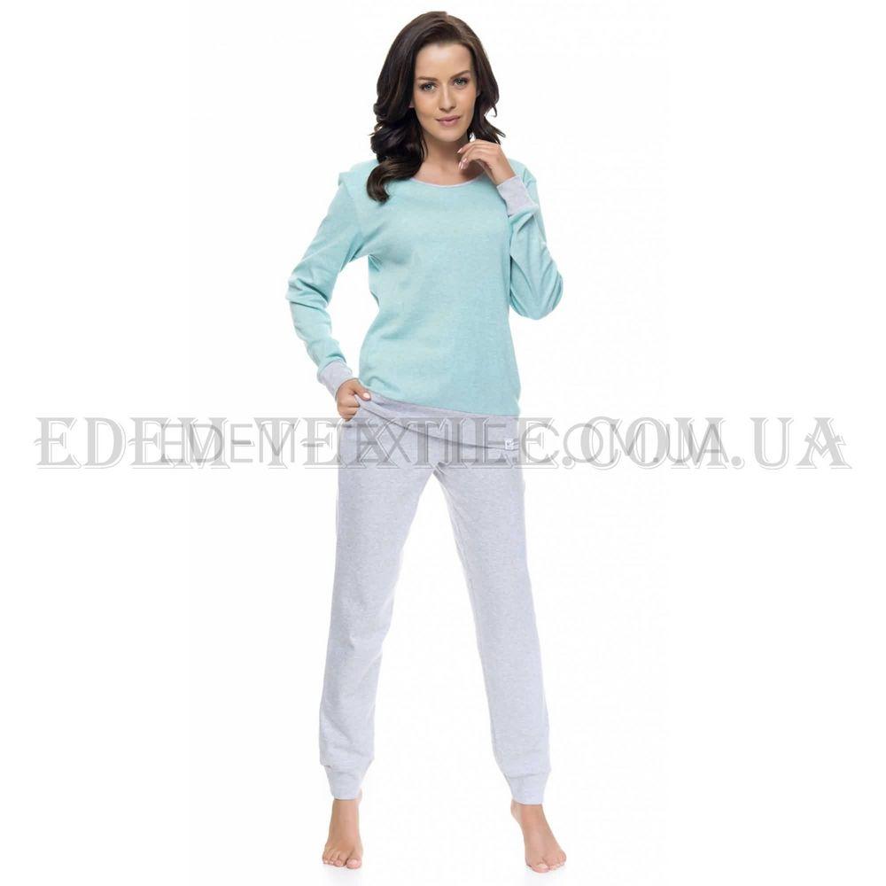 Пижама женская Dobranocka 9102 Ментоловый Купить по Украине dddcbfa39d31a