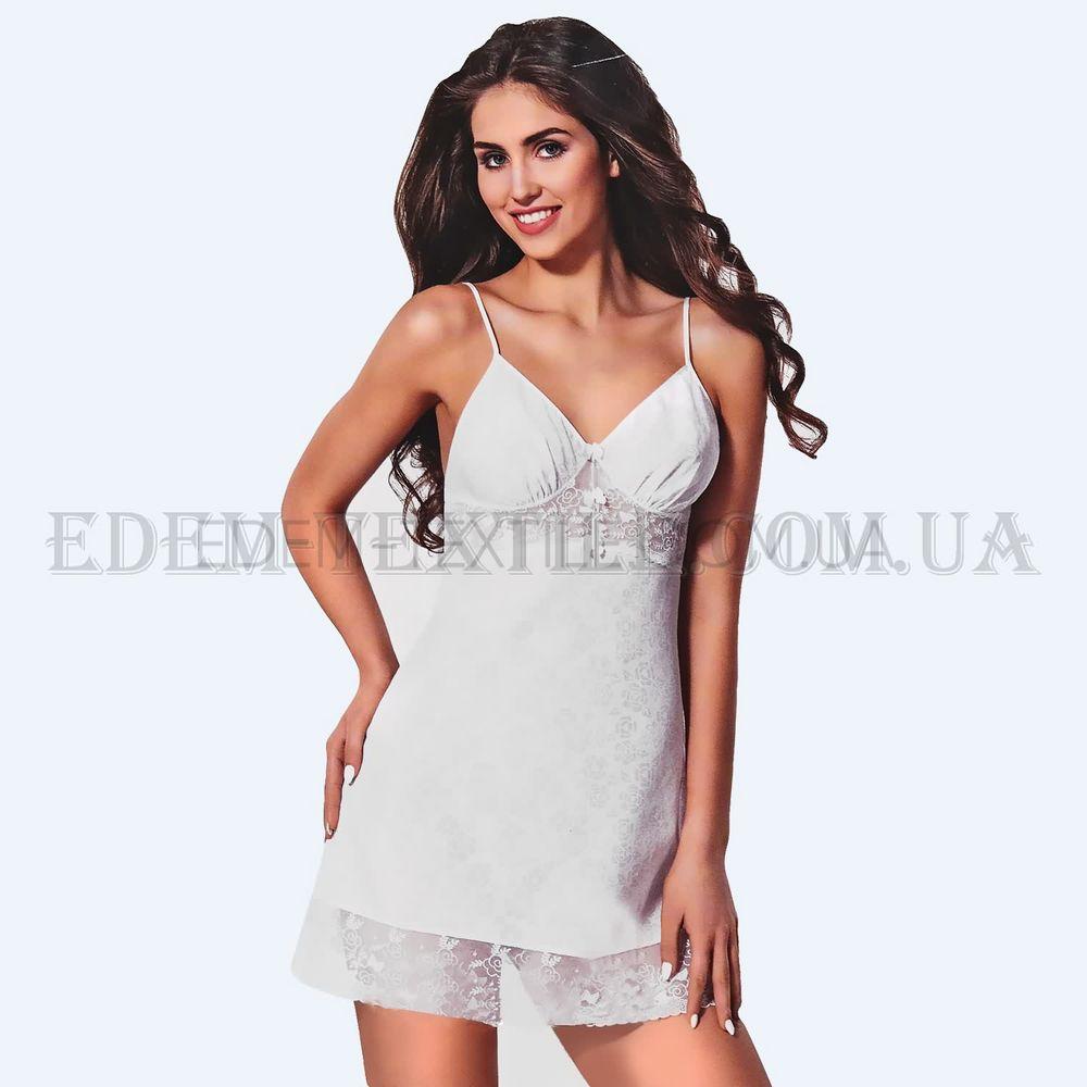 Жіноча нічна сорочка біла Hamana Baiser Білий купити по Україні b045036235ad1
