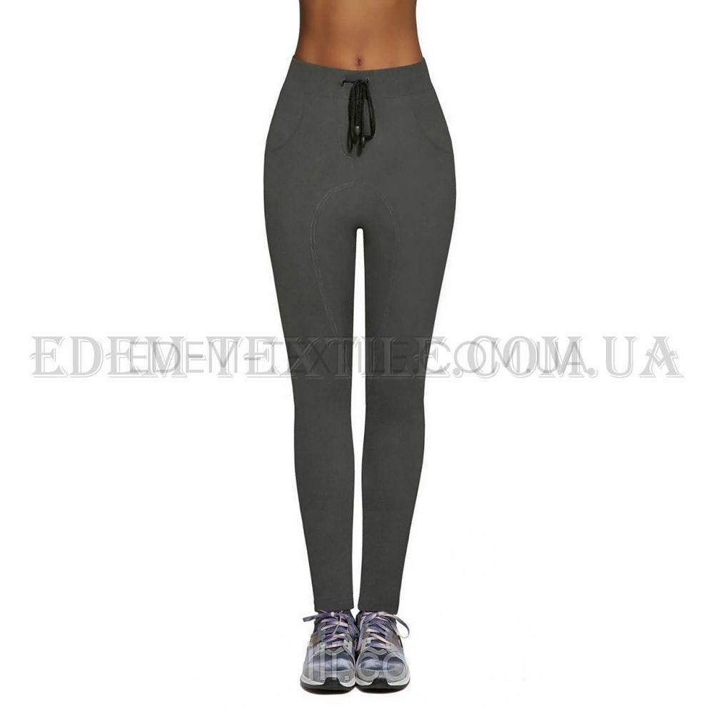 Спортивні штани жіночі Bas Bleu Lorena Графіт купити по Україні 52d8cbf4092d7