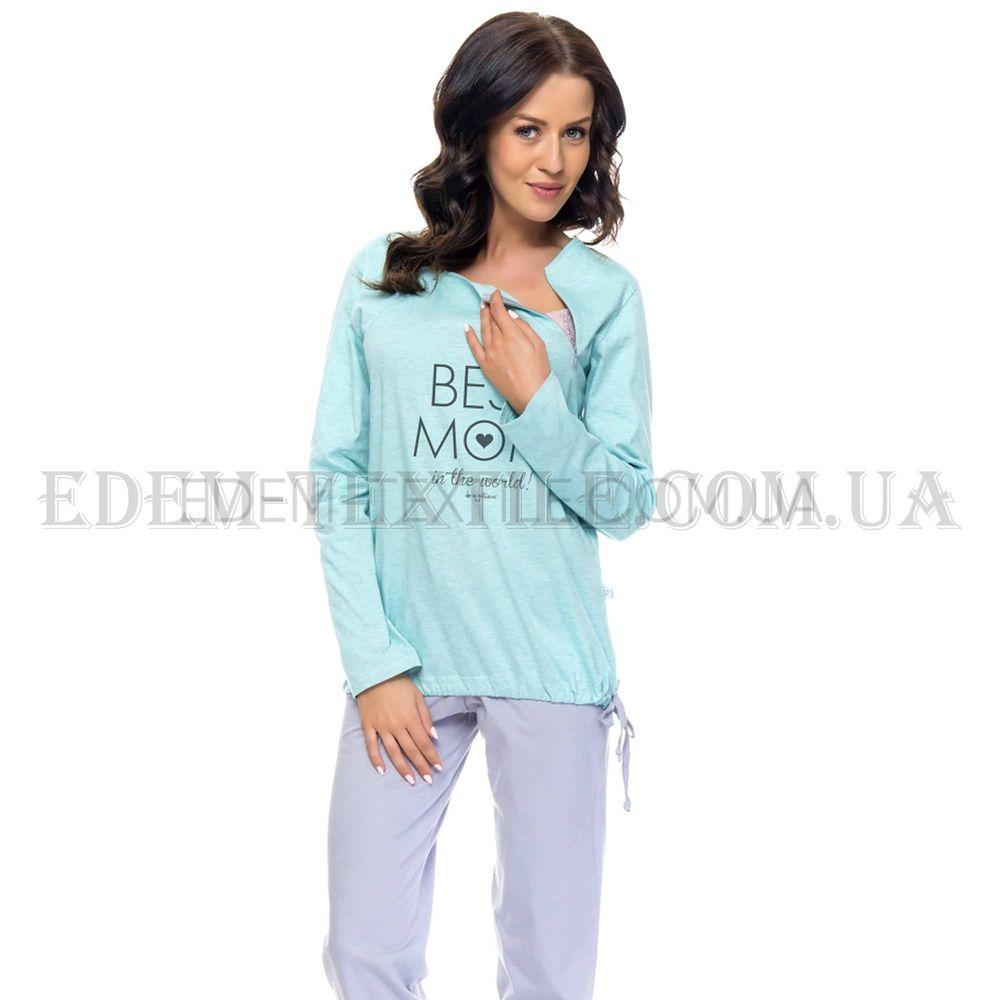 Пижама женская Dobranocka 9101 Ментоловый Купить по Украине 25d84c24f884b