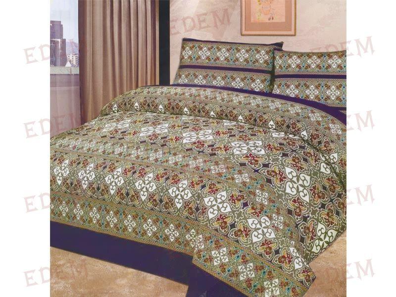 Постільна білизна Viluta 175х215 ранфорс 9790 Фіолетовий купити по ... 8686fbae40cd7