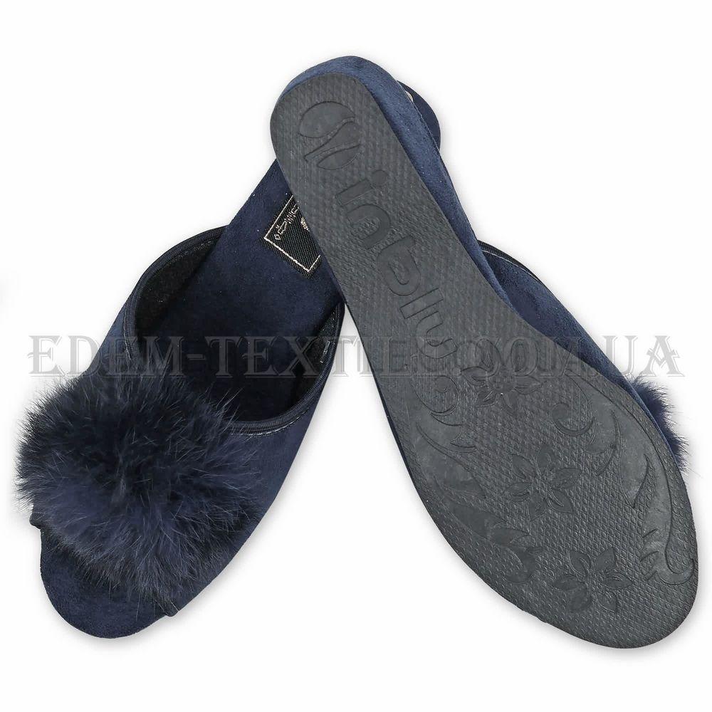 0d8dc0ce13919 Тапочки женские Inblu RR-7S Синий, 36 Купить в Украине