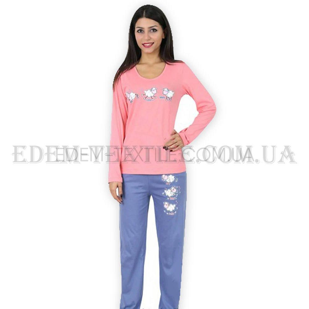 Пижама женская Vienetta Secret 4082874318 Персиковый Купить по Украине b3eaff462d062