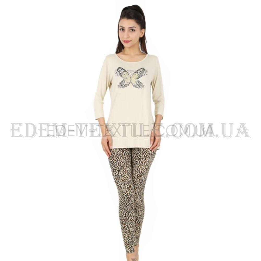 Пижама женская Vienetta Secret 4456 вискоза Леопард Купить по Украине 6a9346e791e3b