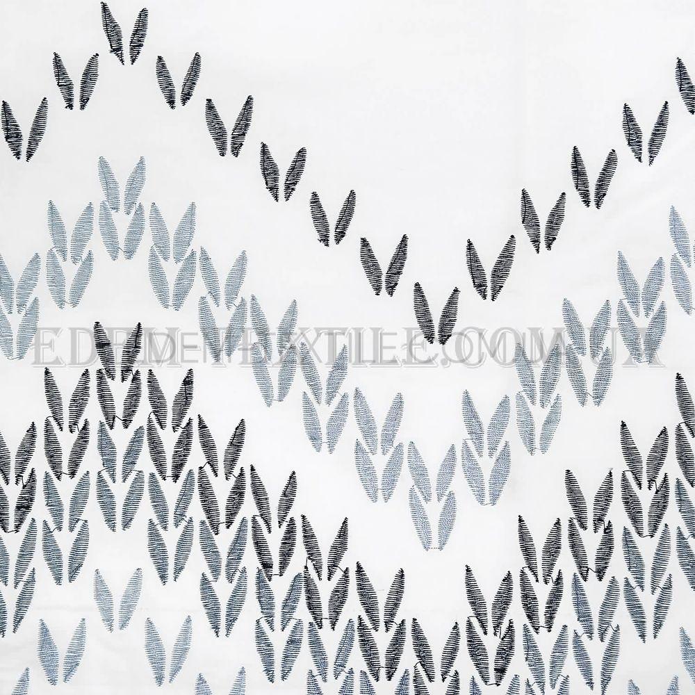 Постільна білизна Home Line 200х220 сатин Мелодія Сірий купити по ... 970f37aa36245