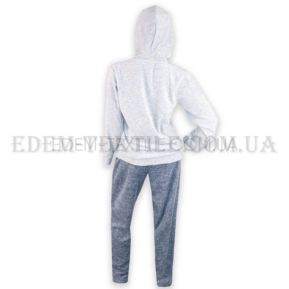 Домашній костюм жіночий велюровий Vienetta Secret 5110 сірий Сірий ... a35eb15b571d6
