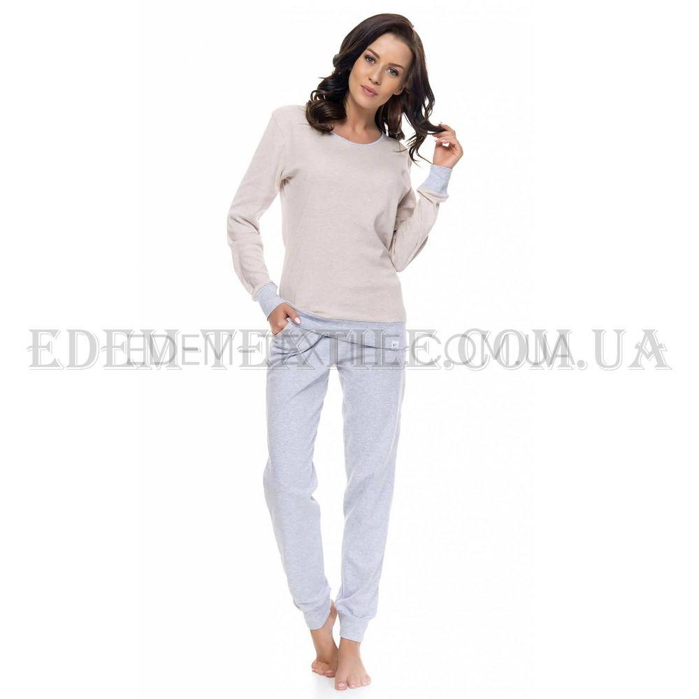 Пижама женская Dobranocka 9102 Серый Купить по Украине 4abfd8bbe5639