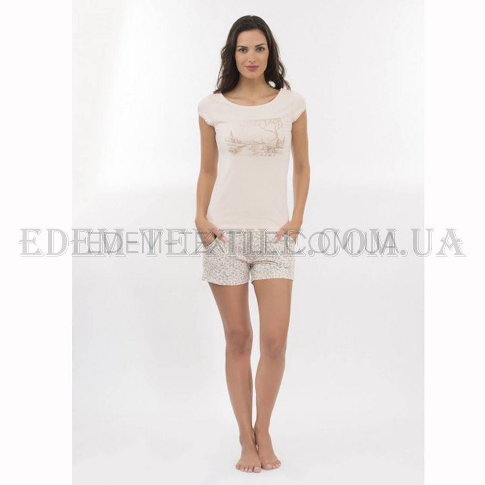 99f7e4bbd921 Пижама женская Hays 4551 Персиковый Купить в Edem-Textile