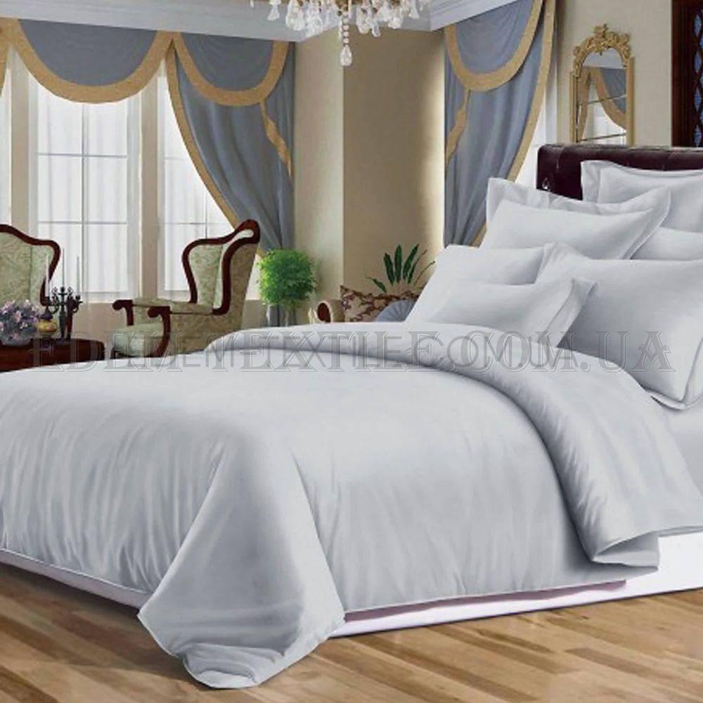 Постільна білизна Viluta 175х210 Сатин-Твил 714 Сірий купити по Україні 08d4fdcb167b5