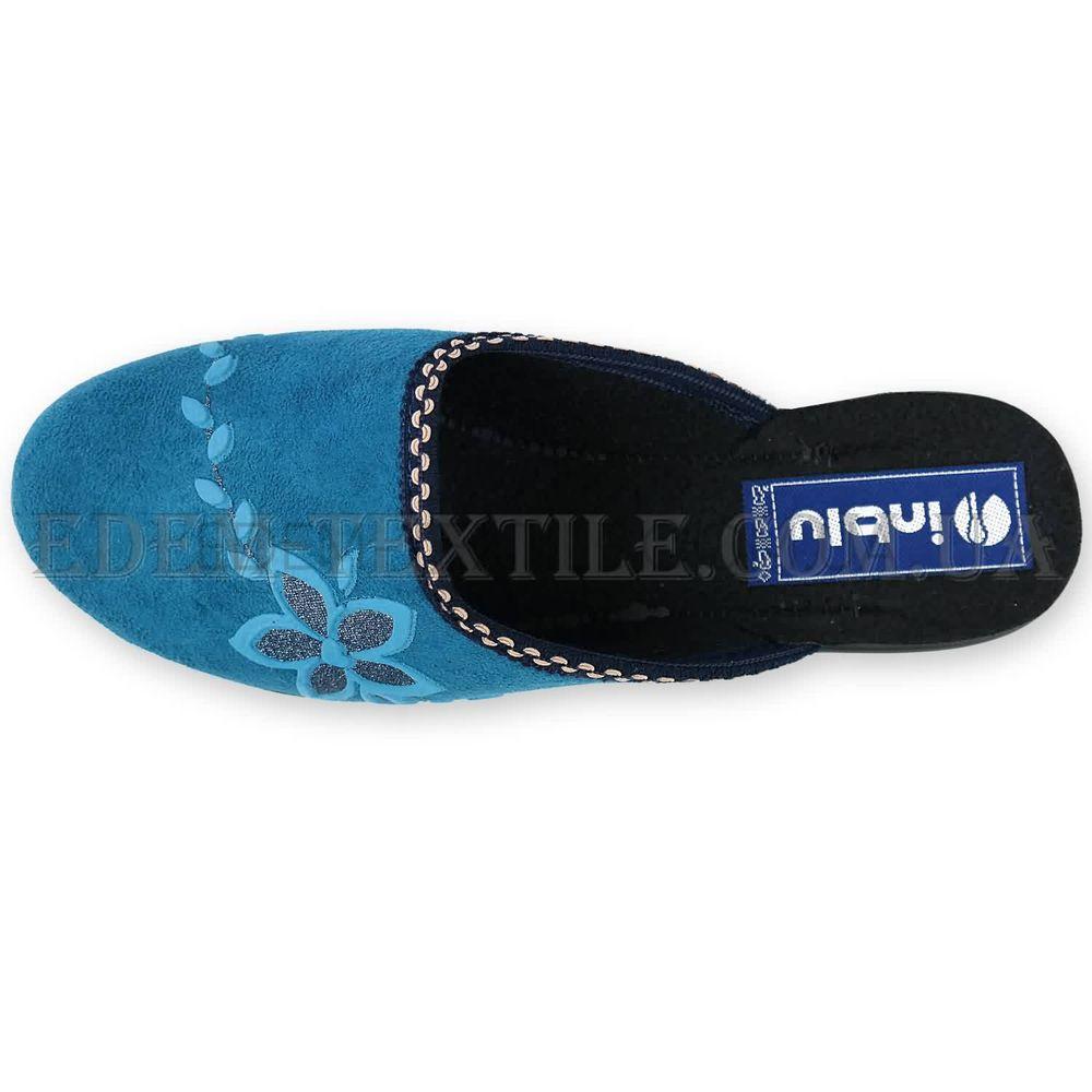 Капці жіночі Inblu NR-1Q cвітло-cиній Синій купити по Україні 1c518f081fb09