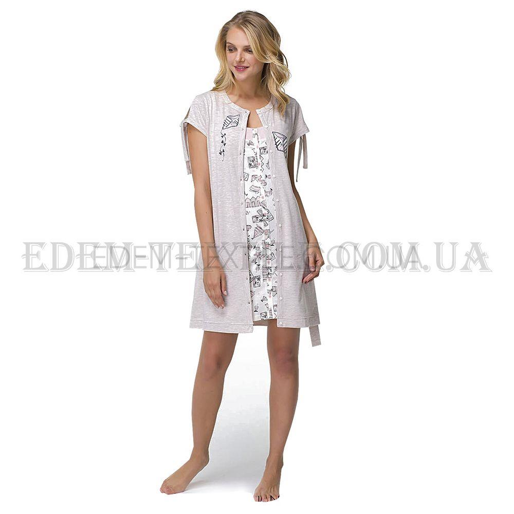 Халат і нічна рубашка Hays 6522 купити по Україні c436a29682403
