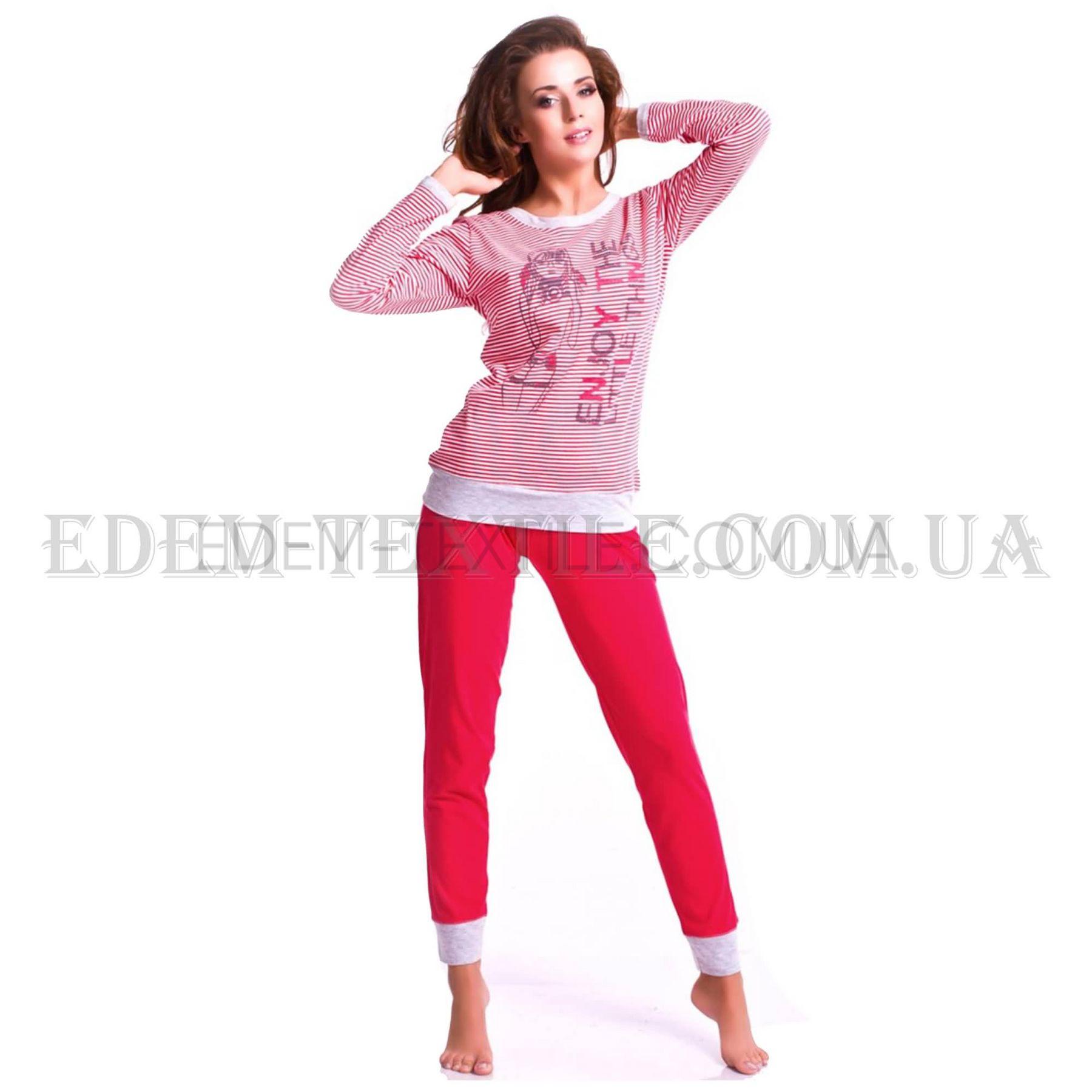 Піжама жіноча трикотажна купити в Інтернет Магазині Піжам 10e45841ea7fd