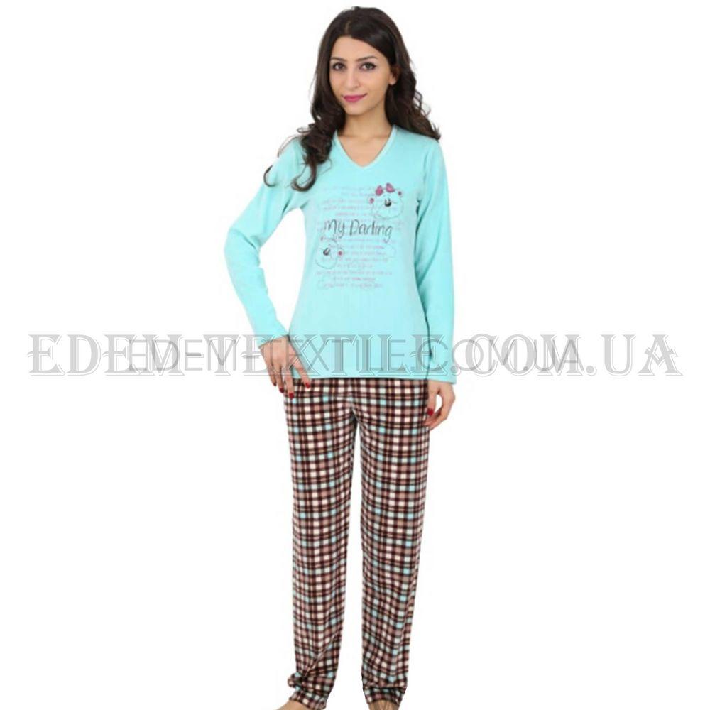 4eecff08409 Домашний костюм женский велюровый Vienetta Secret 4507 Купить по Украине