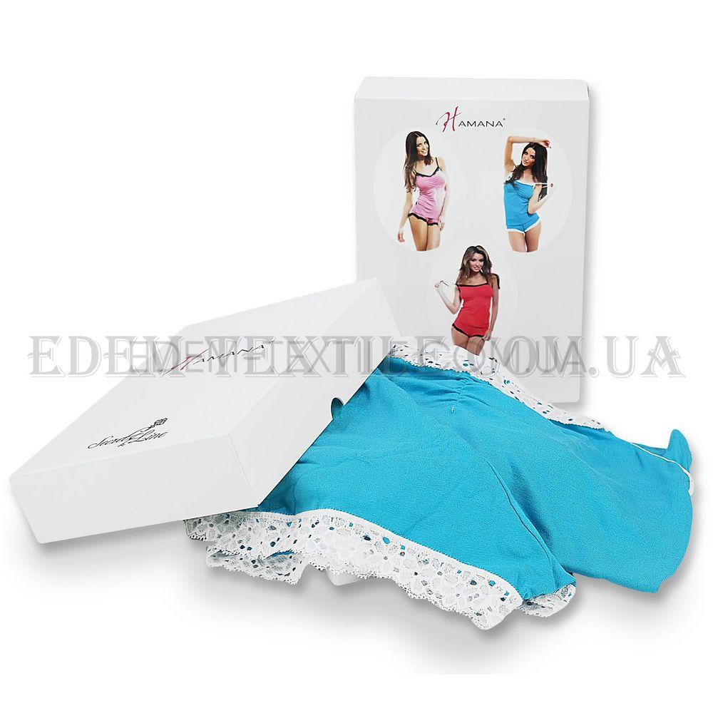 Пижама женская Hamana Paula Бирюзовый Купить по Украине 831b2972b0f65