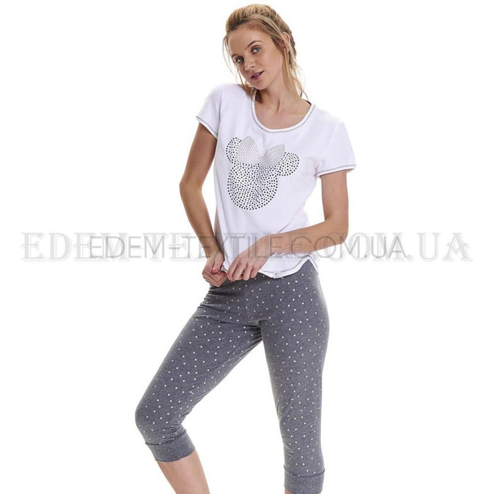 Пижама женская Микки Маус Dobranocka 9427 Белый Купить по Украине 599c93a000b99