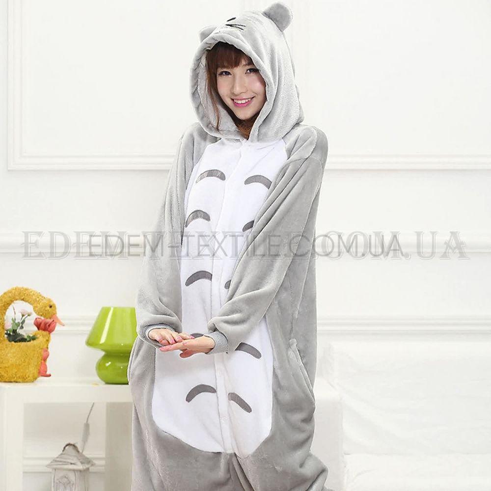 Пижама Кигуруми Тоторо женская 10872 Купить по Украине d76363ce7dcd7