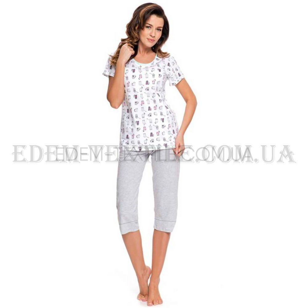 Пижама женская Dobranocka 9004 Кремовый Купить по Украине 6dd56023810b9