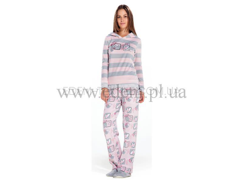 Домашний костюм женский велюр трикотаж Hays 2082 Купить по Украине 3b19ca069373d