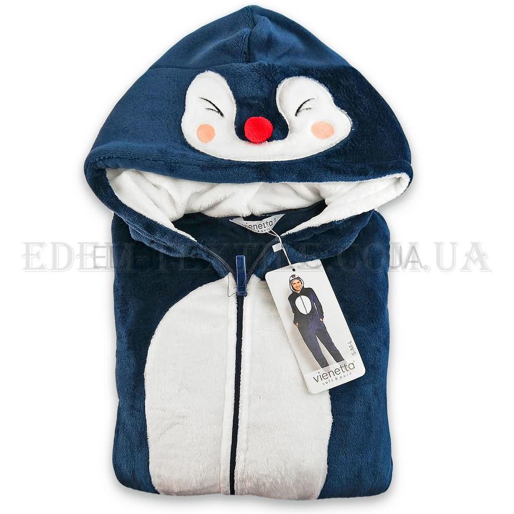 Пижама Кигуруми Пингвин Vienetta 3399 Купить по Украине 0cfde2c896c99