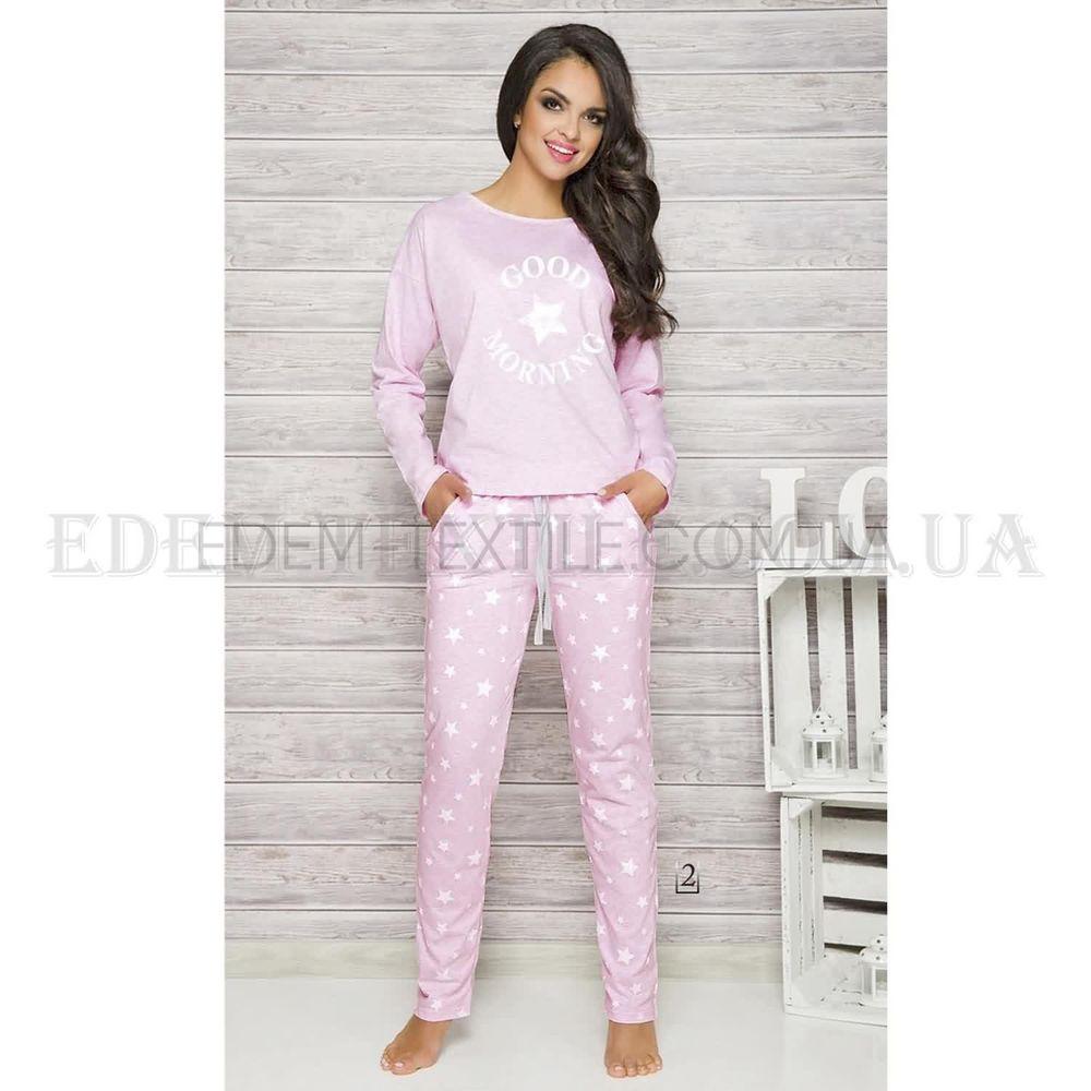 Піжама жіноча з зірками Taro Nadia Рожевий Рожевий купити по Україні 682839bee887e
