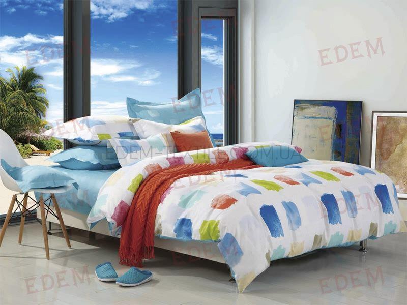 Постільна білизна Home Line 200х220 сатин Данс купити по Україні 52bdc77e13c3d