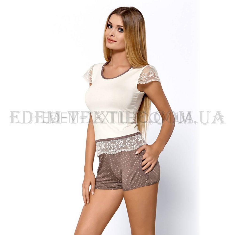 Пижама женская Hamana Roxy Кремовый Купить по Украине 95ed8ce629162