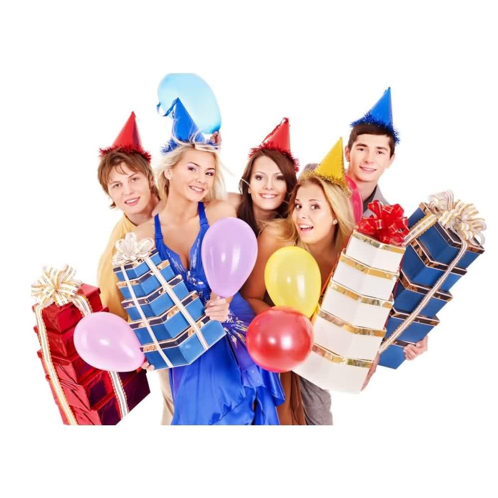 Оригинальные костюмированные поздравления на день рождения